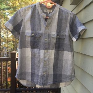 Madewell screendoor shirt
